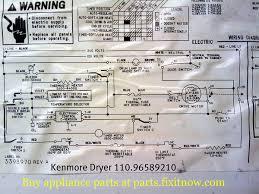 kenmore dryer 110 96589210 schematic fixitnow com samurai