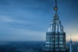 facts petronas twin towers