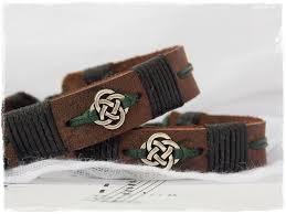leather bracelets for men celtic leather bracelet adjustable leather cuff men u0027s