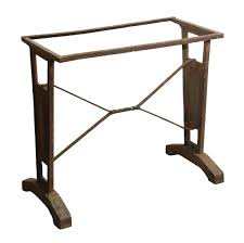 Cast Iron Bistro Table Deco Cast Iron Bistro Table Olde Things