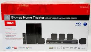 home theater systems with wireless speakers new rca rtb10323lw 200w blu ray dvd wifi home theater system