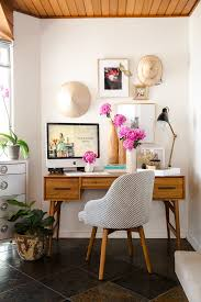 chic office desk decor for the home 7 fabulous ways to dress the wall behind your imac