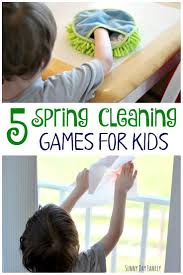 5 fun u0026 easy spring cleaning games for kids cleaning games and