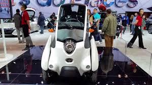 toyota i road chicago auto show 2017 youtube