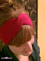 knitted headband pattern hot mess headband free knitting pattern ewe ewe yarns