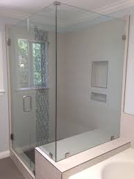 Diy Frameless Shower Doors Frameless Showers Heavy Glass Sales And Installation Custom Shower