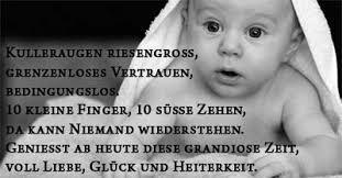 lustige babysprüche glückwünsche zur geburt neues leben begrüßen
