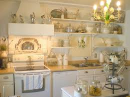 Shabby Chic Wall Cabinets by Shabby Chic Kitchen Decorating Ideas Shabby Chic Kitchen Cabinets