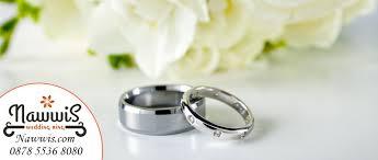 cin cin nikah cincin nikah palladium malang murah desain menyesuaikan