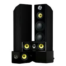 home theater systems pictures signature series hi fi 5 0 home theater speaker system with