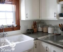faux brick for kitchen backsplash stylish modest interior home
