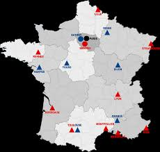 Dijon France Map by File France Map French Intervention Force Police Gendarmerie 2016