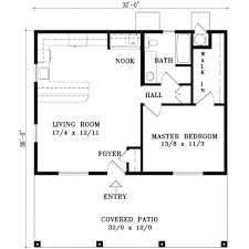 one cottage house plans 1 bedroom cabin with loft floor plans archives propertyexhibitions