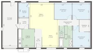 plan de maison gratuit 4 chambres plan maison gratuit 4 chambres plan de maison gratuit avec 4