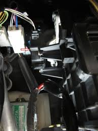 lexus es300 glove box removal rx300 air mode servo removal made easy page 6 clublexus