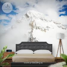 wall murals peel and stick vinyl self adhesive tagged snow mountain wall mural self adhesive peel stick photo mural forest wall mural