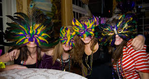 mardis gras theme party ideas decorations supplies