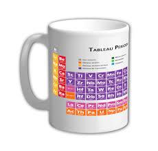 Periodic Table Mug Teachers U0026 Students Mugs U2013 Isabel London Ltd