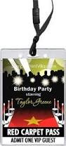 vip red carpet event birthday party ideas red carpet party red