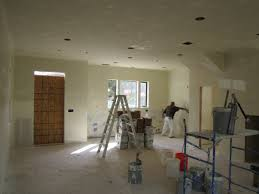 Skip Trowel Ceiling Texture by Drywall And Texture Green Button Homes