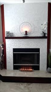 modern fireplace tile ideas best design travertine pictures