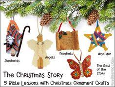 tp roll ornaments for the story of bible lesson