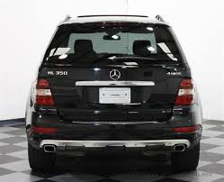 2010 used mercedes benz m class ml350 4matic awd suv navigation at