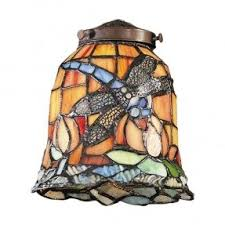 Stained Glass Ceiling Fan Light Shades Stained Glass Ceiling Fan Light Shades Foter