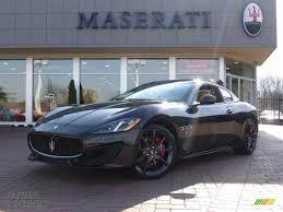 maserati coupe 2013 2013 maserati granturismo sport coupe in nero carbonio black