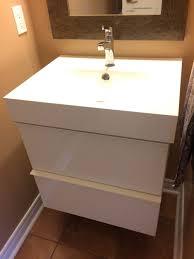 Vanity Sink Ikea by Sinks Floating Vanity Single Sink Floating Sink Vanity Ikea