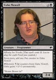 Gabe Newell Memes - gabe newell meme