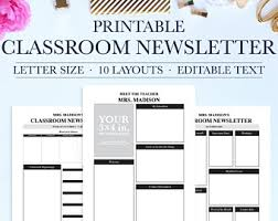 printable planner bookmark template personalized bookmark
