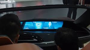 lexus singapore telephone hands on bmw self driving concept car available for viewing in