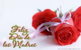 walppar madre rosa roja feliz dia de las madres 10 de mayo dia de la madre