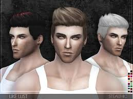 cc hair for sism4 the sims 4 hairstyles free downloads
