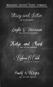 free fonts for wedding invitations best 25 wedding invitation fonts ideas on wedding