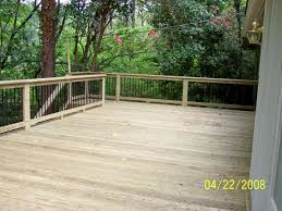 Deck And Patio Combination Pictures by Decks All Pro Improvements Columbia Sc Lexington And Irmo