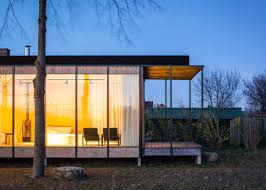 japanese inspired house belgian holiday house by gafpa takes cues from japan japanese