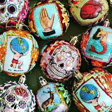 vintage mexican ornaments allfreechristmascrafts