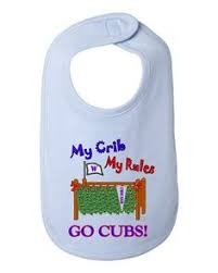 Chicago Cubs Crib Bedding Chicago Cubs My Crib My Baby And Toddler Bib Cubs