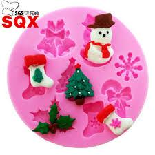 popular christmas sock silicone mold buy cheap christmas sock