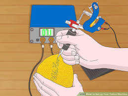 tattoo machine questions how to set up your tattoo machine with pictures wikihow