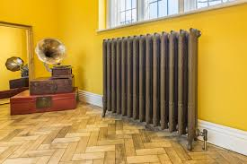 radiators cast iron and traditional