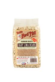 Lima Flag Baby Lima Beans Bob U0027s Red Mill Natural Foods