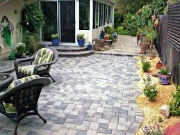 Backyard Pavers How To Be Creative With Stone Fire Pit Designs Backyard Diy