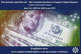 Seminar And Webinar Schedule Upcoming Webinars Supply Chain Insights