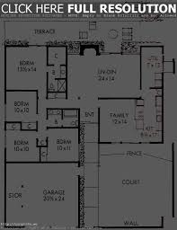 mid century modern house plans design home kitchen remodel