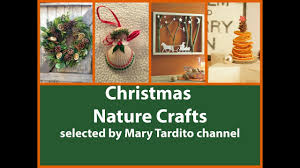 christmas nature crafts ideas christmas crafts to make and sell