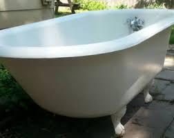 Re Porcelain Bathtub Antique Clawfoot Tub 5 U0027 Original Vintage Bathtub Event