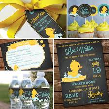 rubber duckie baby shower chalkboard rubber duck baby shower theme unisex baby shower